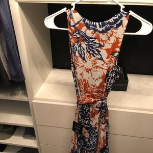 Lulus High-Low Wrap Dress